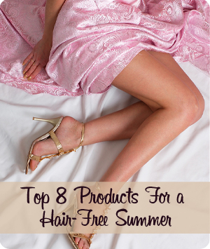 top products for hair removal