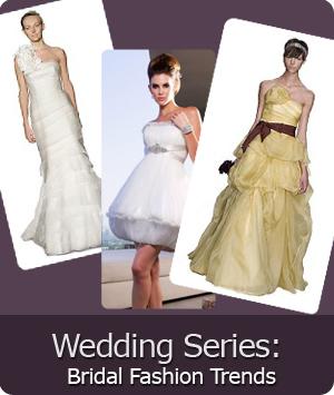 wedding Series: Choosing a Wedding Dress