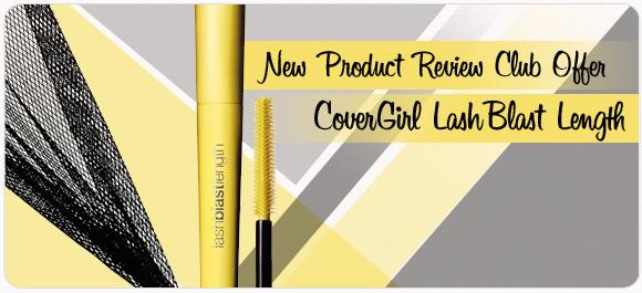 CoverGirl LashBlast Length