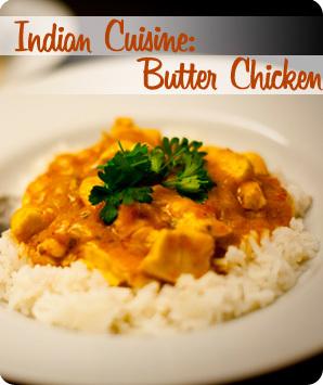Indian cuisine butter chicken - Herve cuisine butter chicken ...