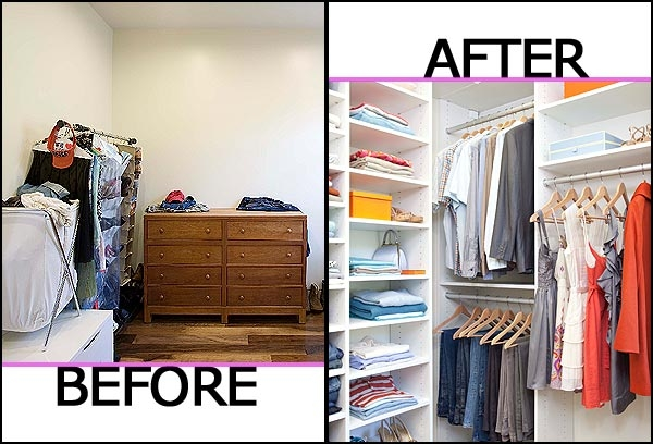 Amazing Start The New Year Off Clutter Free With These 6 Easy Steps To Organizing  Your Wardrobe: