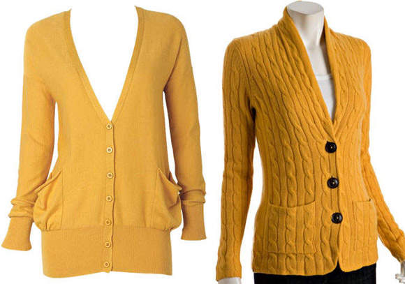 Hot Colour Trend: Mustard Yellow