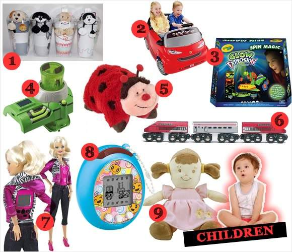 gifts for kids under 5