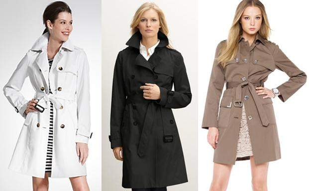 Spring Must-have: The Trench Coat