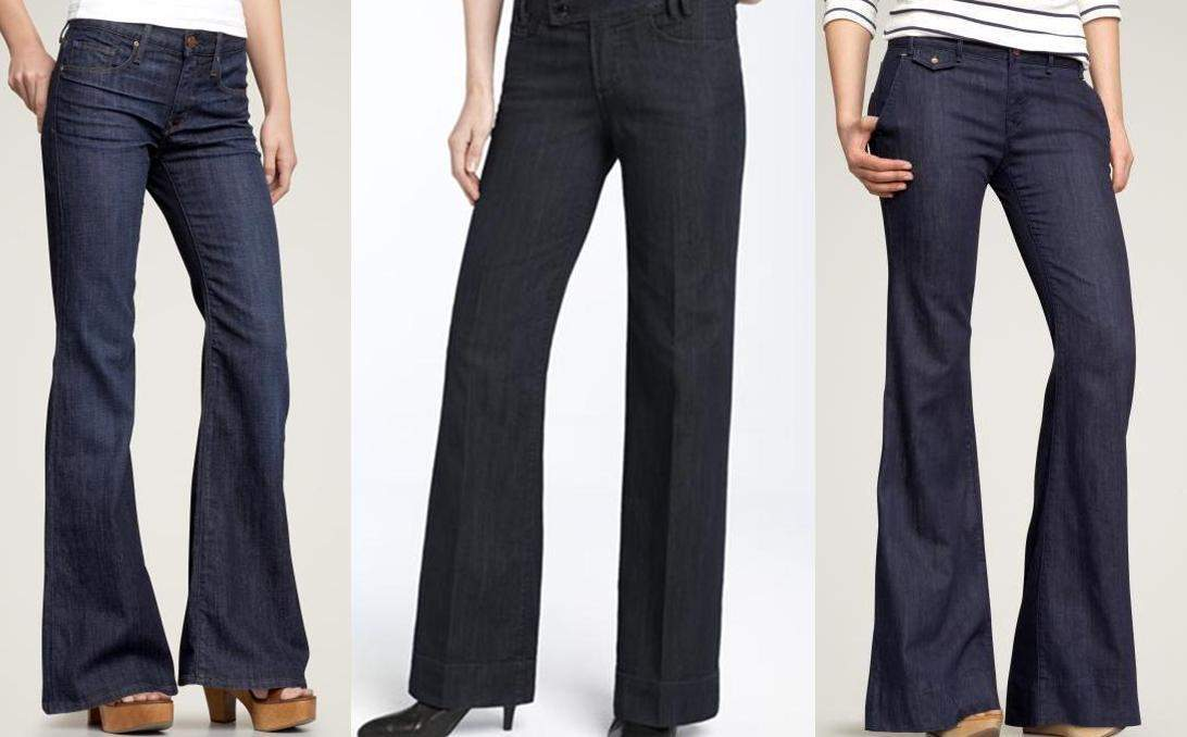 Wide Leg Jeans: 12 Styles We Love