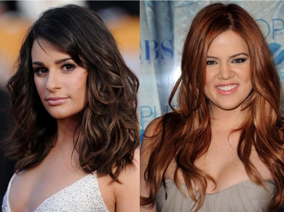 Lea Michele Hair Color Esexadarx