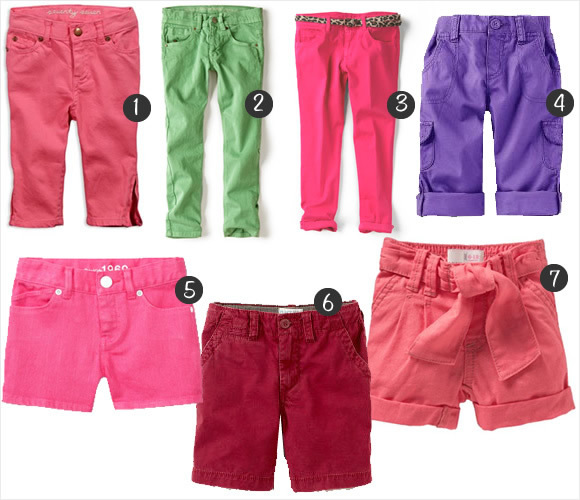 c46500ad8 Kids' Jeans, Shorts and Bottoms For Spring