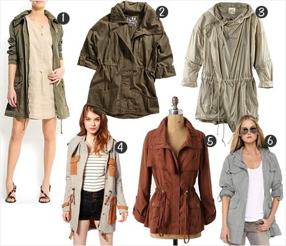 Spring Jacket Must-Have: The Anorak