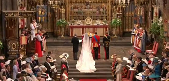 Watch Kate And Williams Royal Wedding Vows