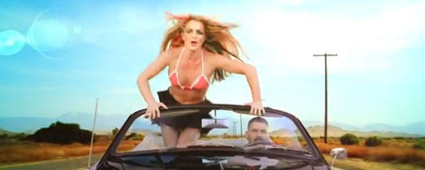 Britney Spears I Wanna Go Video Playful Or Painful