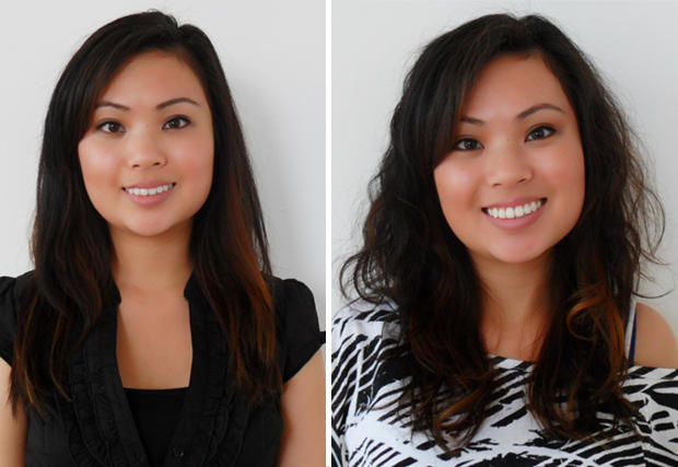 Hair Transformation: Curly to Straight and Vice Versa