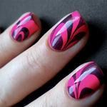 How to Do the Water Marble Manicure