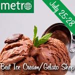 Best Ice Cream/Gelato in Winnipeg: Monday results