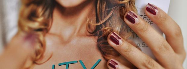 Nail art how to v gap tutorial prinsesfo Choice Image