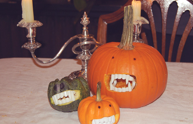 Pumpkin carving papers