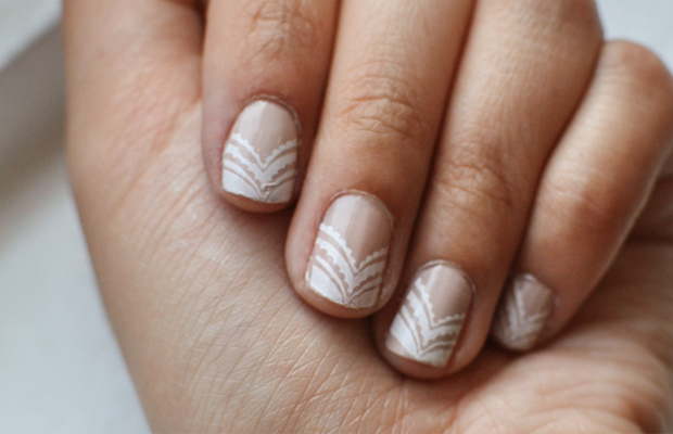 Nail Art Tutorial How To Use The Konad Nail Art Stamps