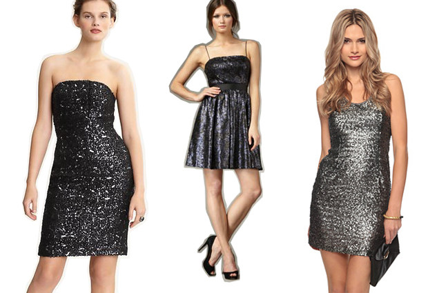Cocktail Dresses And Accessories For The Holidays With The Ladies Of