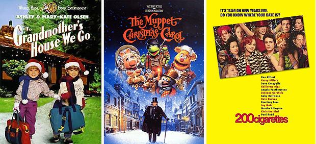 Favourite Christmas Movies Round Up