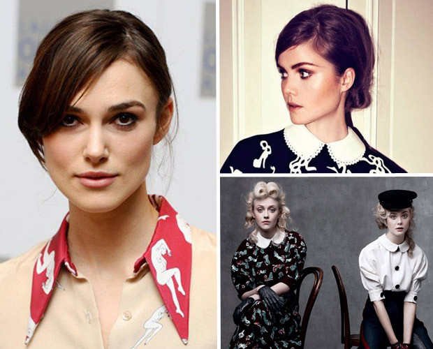 Trending in Fashion: The Peter Pan Collar