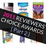 ChickAdvisor Reviewers' Choice Awards 2011 Part 2