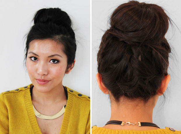 Miraculous Hairstyle Pose Off Chignons And Buns Edition Comment To Win Hairstyles For Men Maxibearus