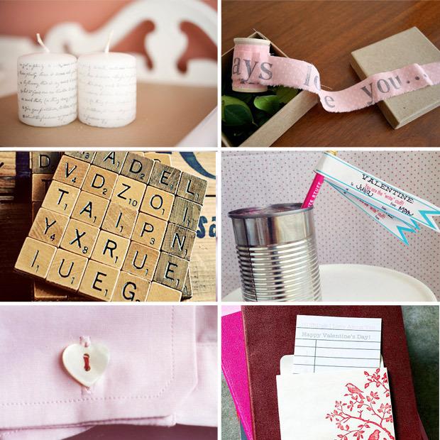 diy valentine 39 s day gift ideas. Black Bedroom Furniture Sets. Home Design Ideas