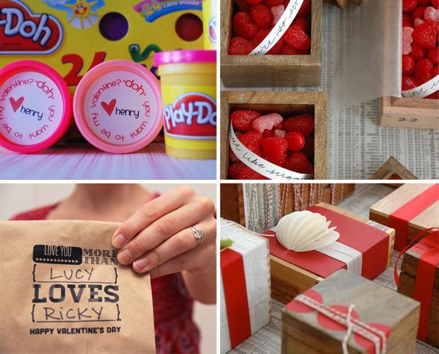 diy valentines day gift ideas - Valentine Ideas For Classmates