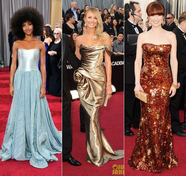 Worst Oscar Dresses Ever