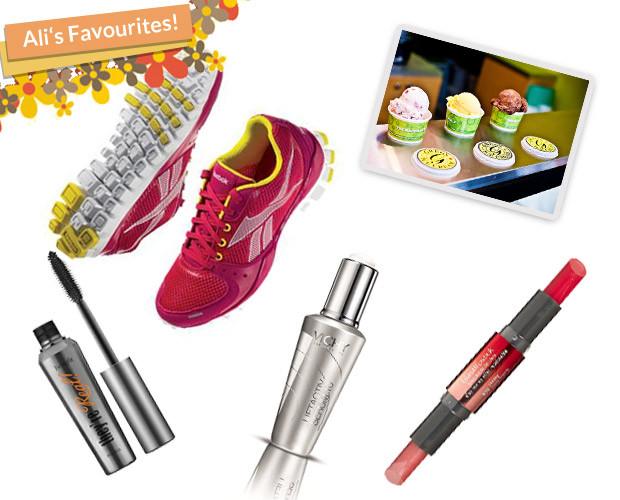 Ali's Top 5 Spring Essentials