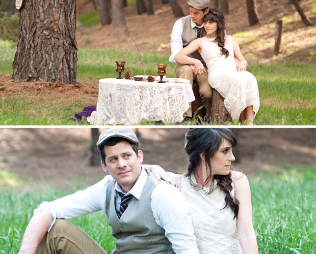 Wedding Ideas And Inspiration The Rustic Hunger Games Wedding