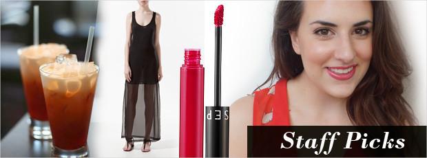 Staff Picks: Alexandra's Summer Beauty, Fashion And Food