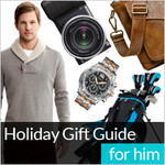 2012 Holiday Gift Guide: For Him