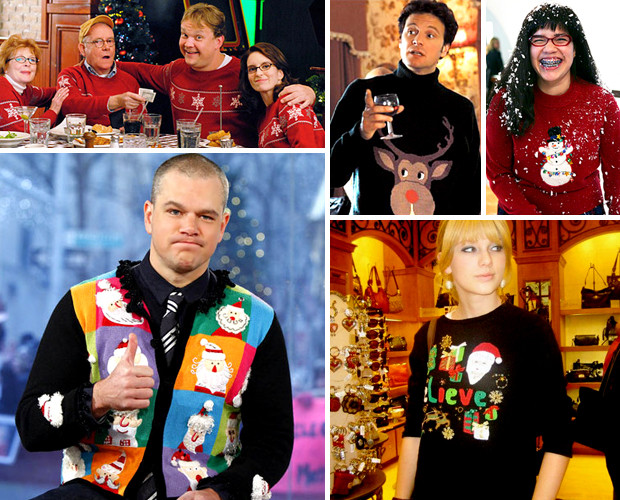 We Love Fridays The Ugly Christmas Sweater