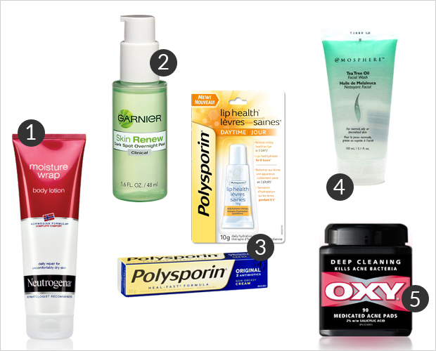 10 Hidden Gem Drugstore Skincare Products