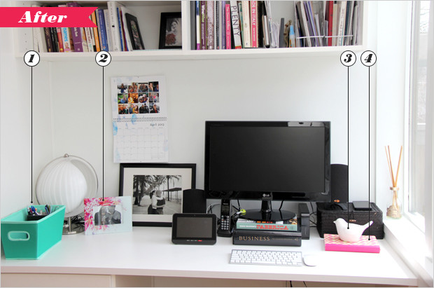 $35 Desk Makeover