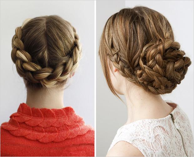 wedding wednesday: 3 simple diy hair and makeup tutorials