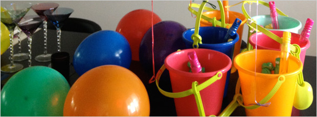 Easy Toddler Party