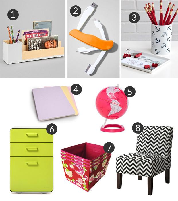 15 super cute desk accessories to brighten up your workspace - Cute desk organizers accessories ...