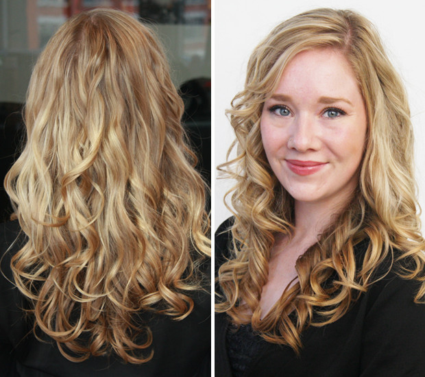 We Tried It Miracurl Beachy Wave Day And Night Look