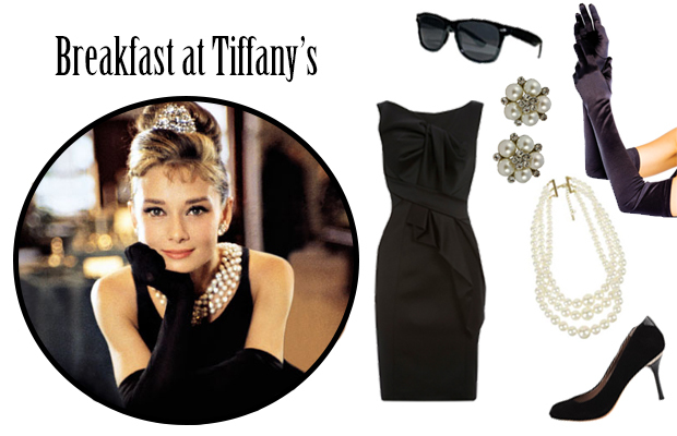 5 last minute halloween costume ideas - Halloween Costumes With A Black Dress