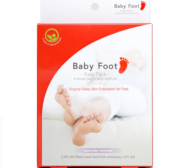 Should I Try This Baby Feet Fruit Acid Peel