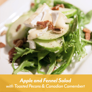 Click to download Apple & Fennel Salad