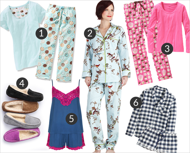 7038dc7a2c13 Super Cute PJs To Lounge In This Season