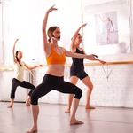 Chicks Get Fit: Ballet Meets Cardio Class at Extension Room