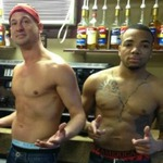 #Trending: Hot Half Naked Male Barista Coffee Shop? Um, Yes Please!