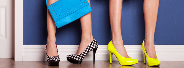 Spring 2014 Shoe Trends