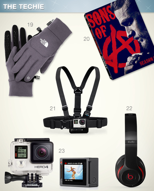 Jew Detector: Holiday Gift Guide 2014: For Him