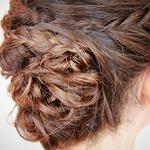 Wedding Hair Tutorial: Royal-Inspired Chignon