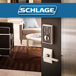 New Product Review Club Offer: Schlage Touch™