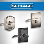New Product Review Club Offer: Schlage Door Hardware